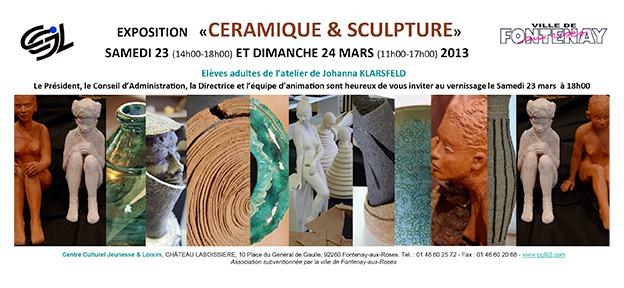EXPOSITION LE 23 & 24 MARS